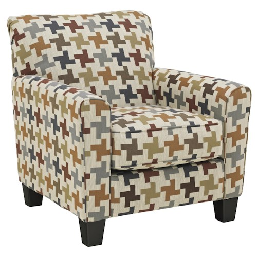 Ashley Furniture Caci Contemporary Accent Chair