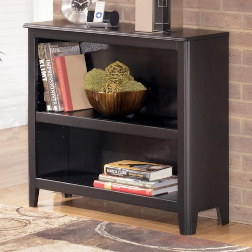 Signature Design by Ashley Carlyle Small Bookcase