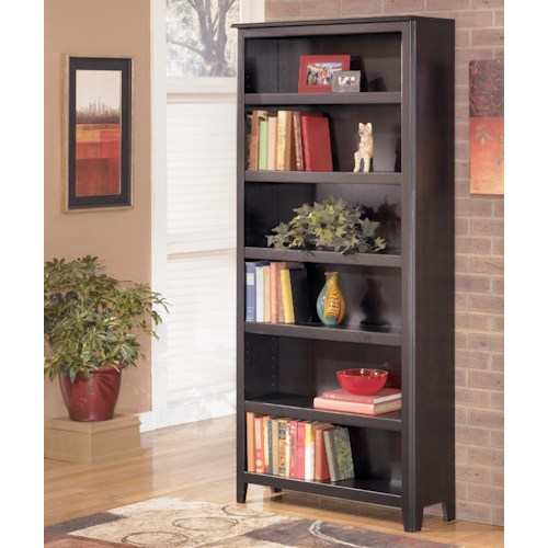 Signature Design by Ashley Carlyle Large Bookcase