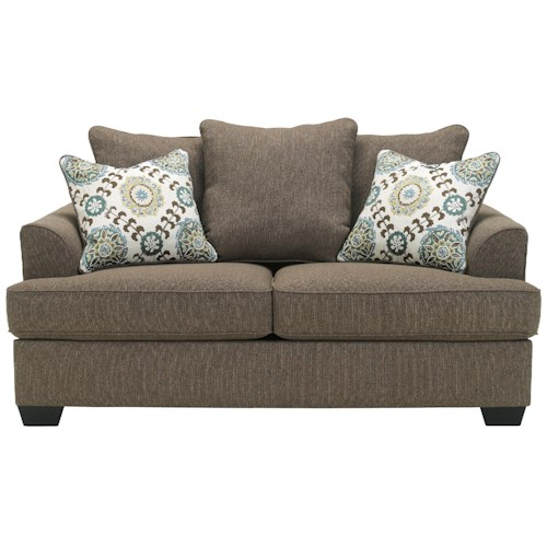 Ashley Furniture Corinth Loveseat