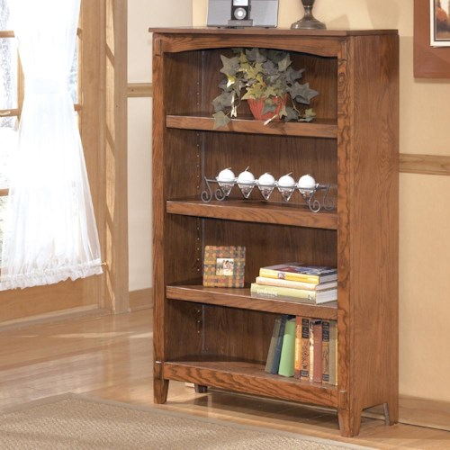 Ashley Furniture Cross Island Medium Bookcase