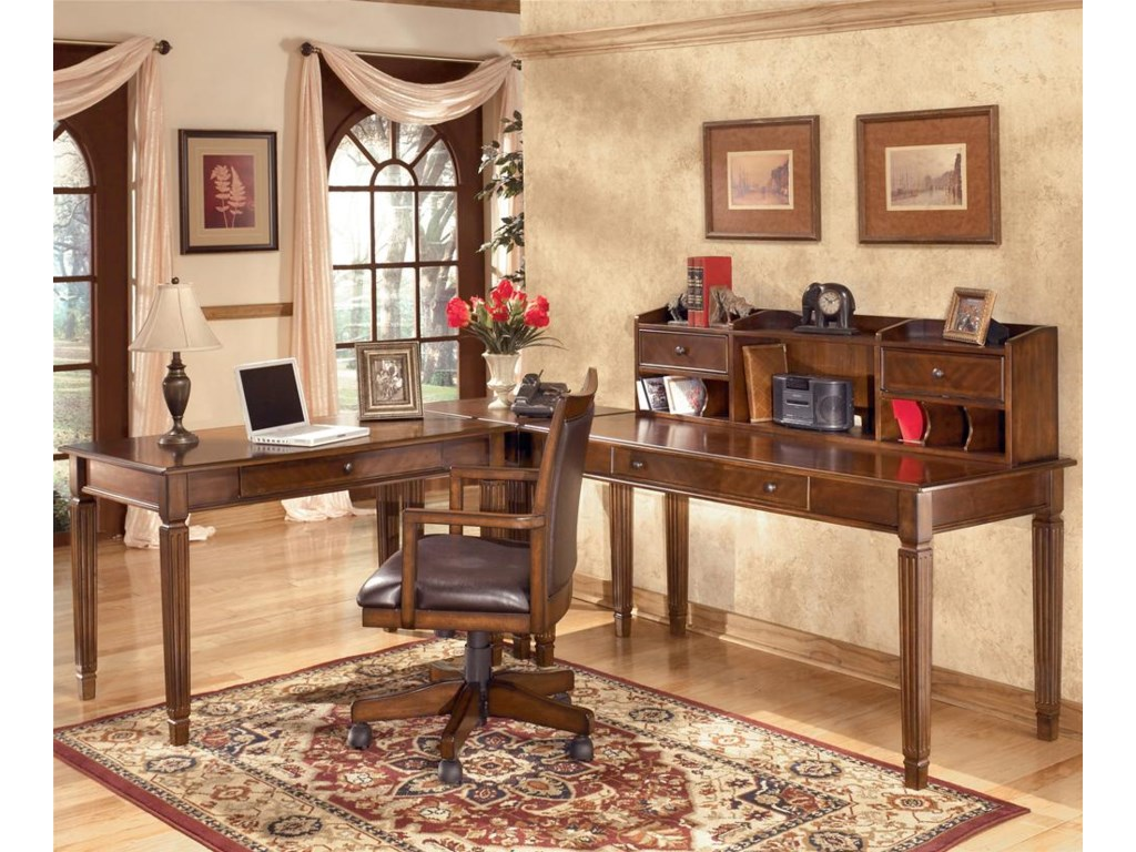 Shown with L-Shaped Desk