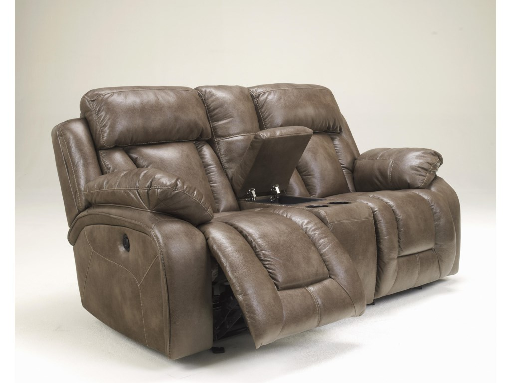 Loveseat Shown May Not Feature Exact Items Indicated