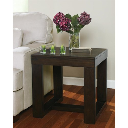 Signature Design by Ashley Watson Square End Table