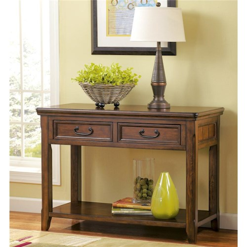 Signature Design by Ashley Woodboro Sofa Table