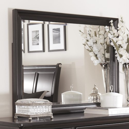 Millennium Greensburg Beveled Bedroom Mirror