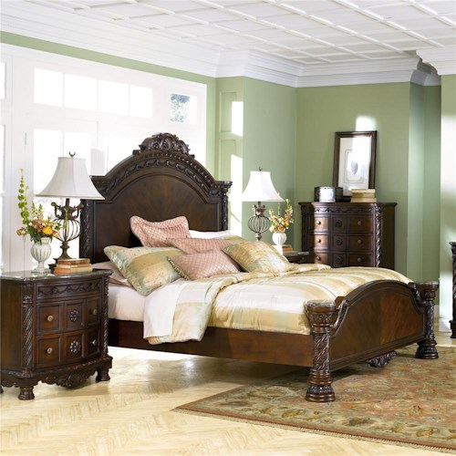 Millennium North Shore Queen Panel Bed