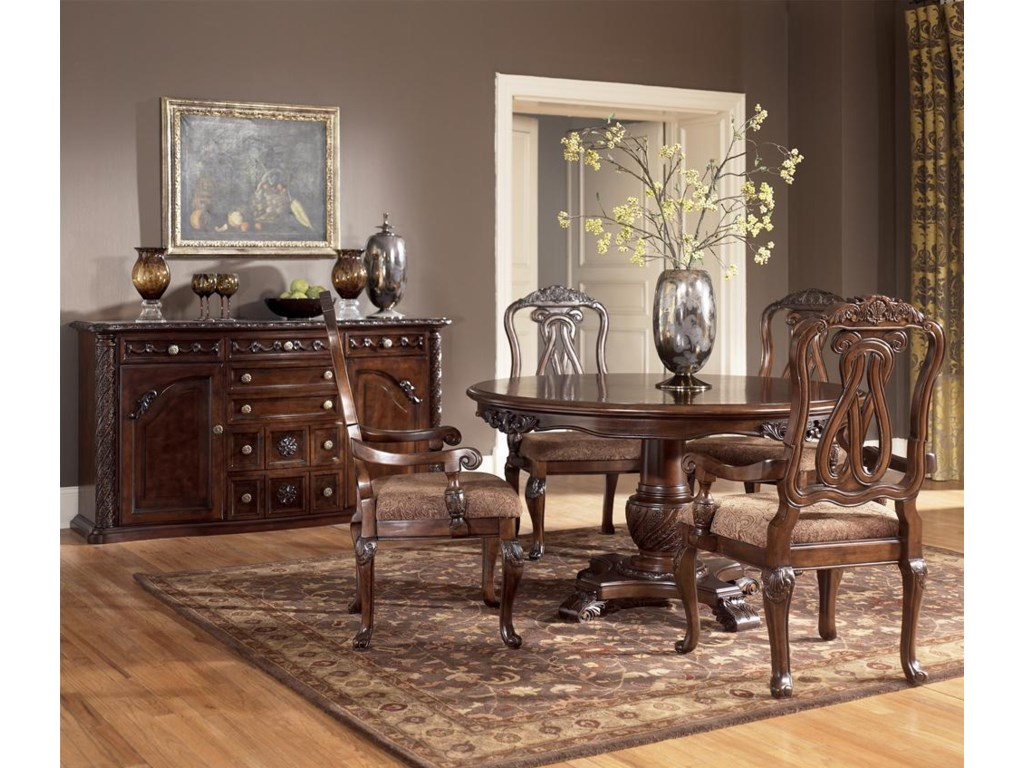 Shown with Arm Chairs