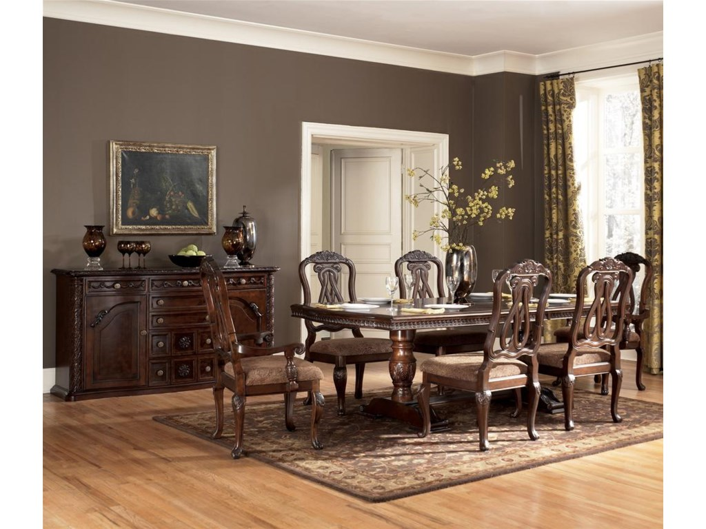 Set Includes 6 Side Chairs