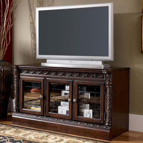 Millennium North Shore Traditional 51-inch Medium TV Stand