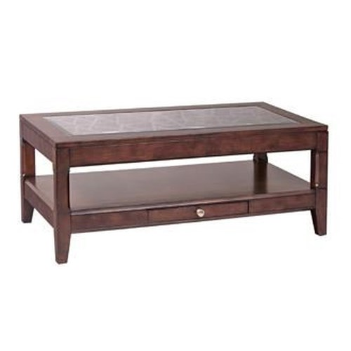 Morris Home Furnishings Atlas Cocktail Table