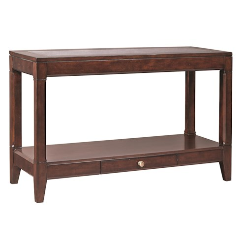Morris Home Furnishings Atlas Sofa Table