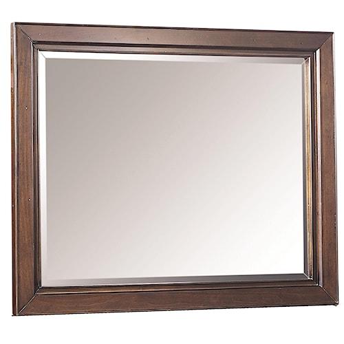 Aspenhome Bancroft Landscape Mirror