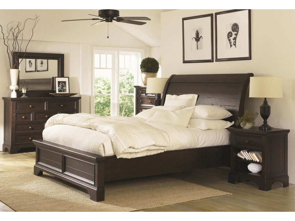 Additional Items Include Dresser, Mirror, Bed and Nightstand