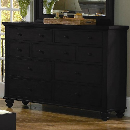 Morris Home Furnishings Clinton 9-Drawer Chesser