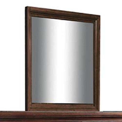 Morris Home Furnishings Clinton Mirror
