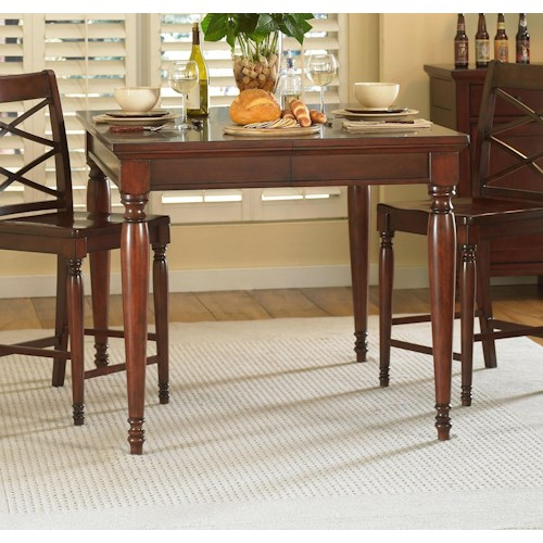 Aspenhome Cambridge Counter Height Leg Table