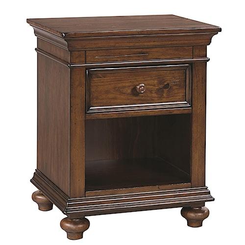 Aspenhome Camden One Drawer Nightstand