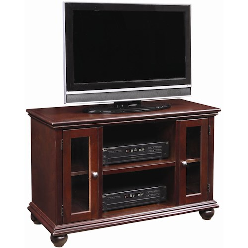 Aspenhome Casual Traditional 41-Inch Television Console