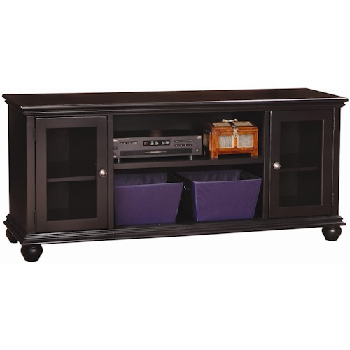Morris Home Furnishings Casual Traditional 61-Inch Television Console