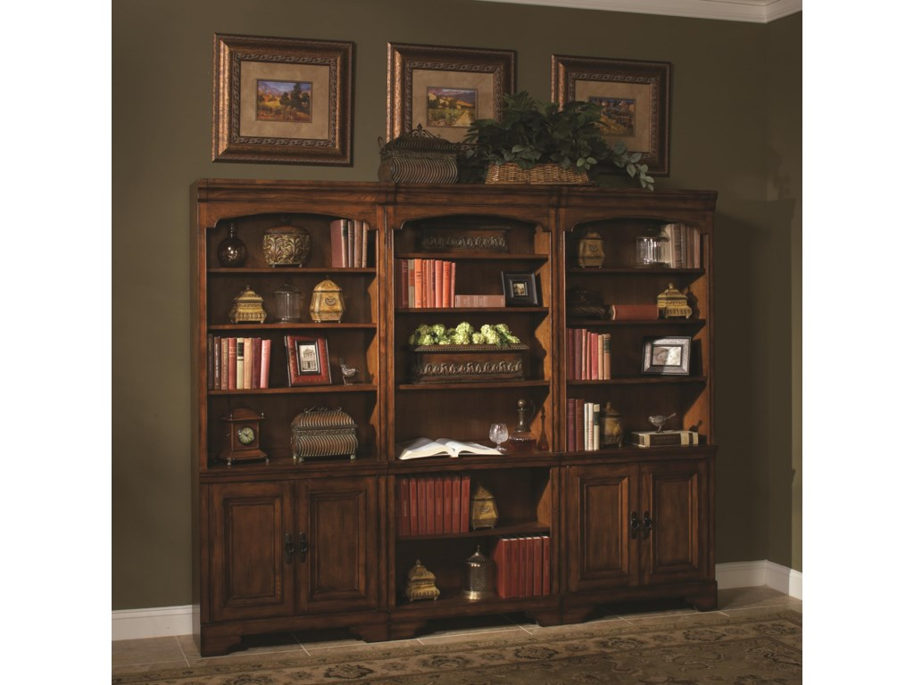 Shown with Open Bookcase