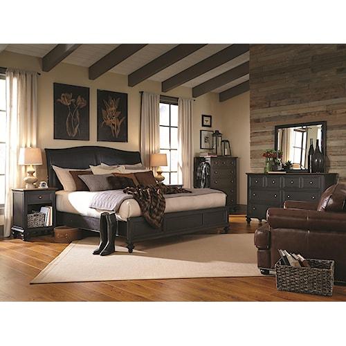 Aspenhome Ravenwood King Bedroom Group 1