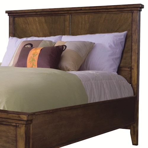 Morris Home Furnishings Cross Country Queen Panel Headboard