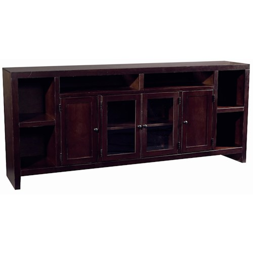 Morris Home Furnishings Essentials Lifestyle 84 Inch Console
