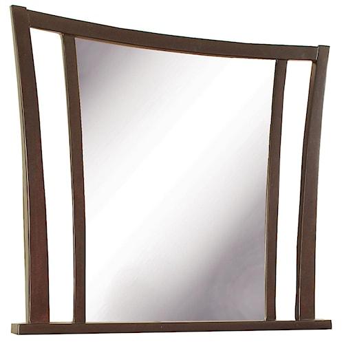 Aspenhome Kensington  Double Dresser Mirror