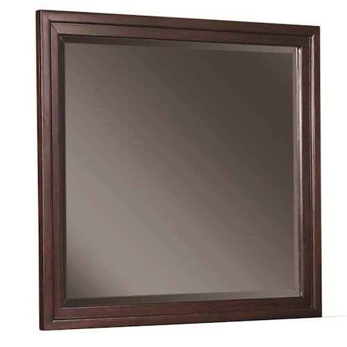 Aspenhome Lincoln Park Square Chesser Mirror