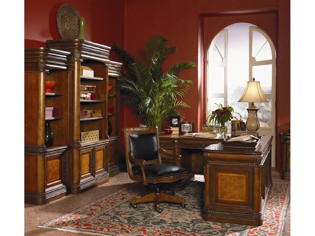 Napa Bedroom Furniture Aspenhome Napa Traditional L Shape Desk Return With Ash Burl And