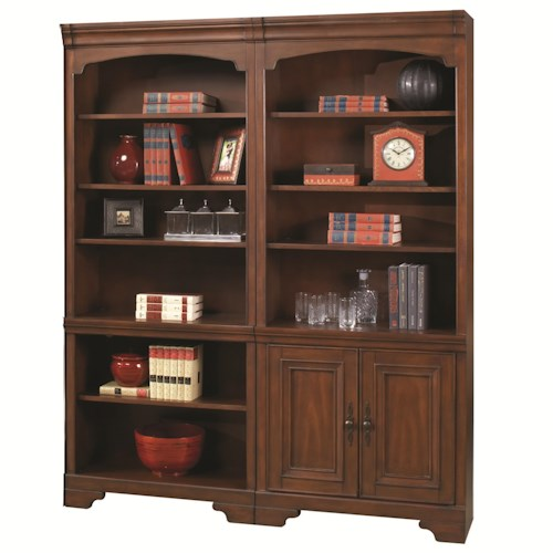 Aspenhome Richmond Small Bookcase Combination