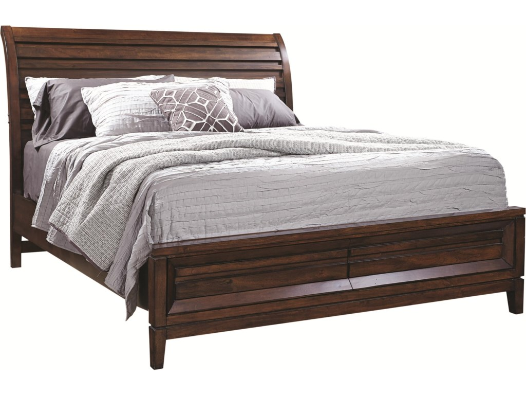 Bed Shown May Not Represent Size Indicated. Bed Does Not Include Storage Footboard