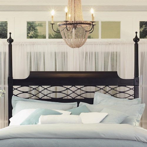 Morris Home Furnishings Youngstown Queen Chesapeake Headboard