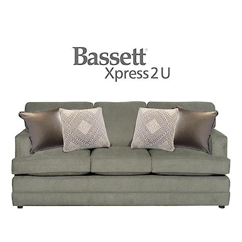 Bassett Dalton Custom Order Sofa