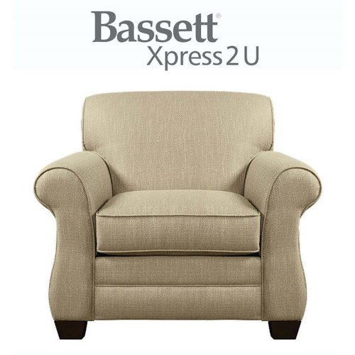 Bassett Maverick Chair