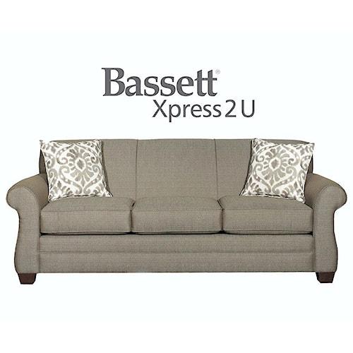 Bassett Maverick Sofa Sleeper