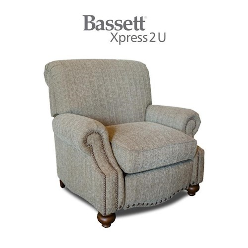 Bassett Club Room Recliner