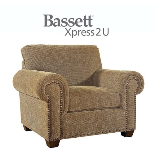 Bassett Riverton Custom Order Chair