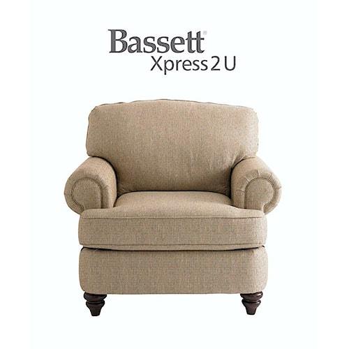 Bassett Barclay Chair