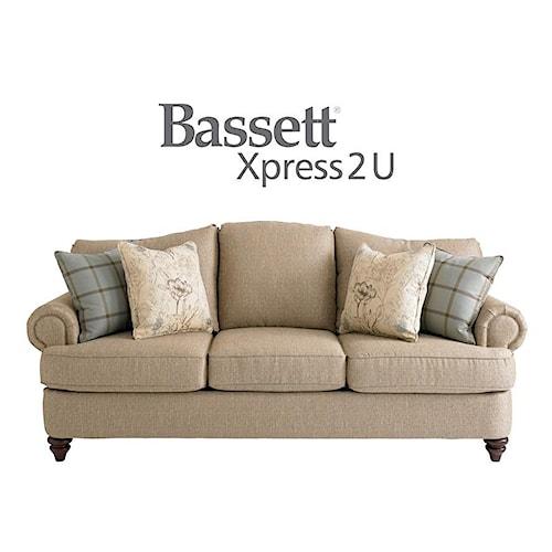 Bassett Barclay Sofa Sleeper