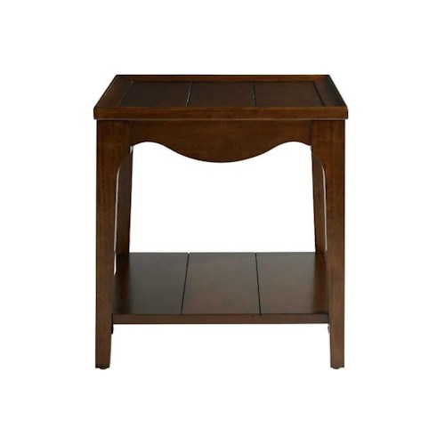 Bassett Madison County Special Order End Table