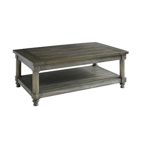 Bassett Ashland Special Order Lift-Top Cocktail Table