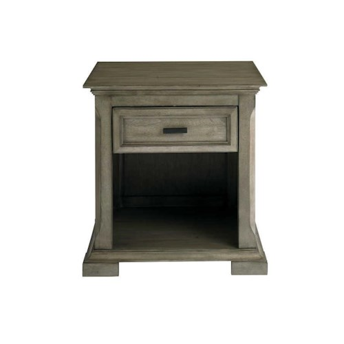 Bassett Centreville Special Order End Table