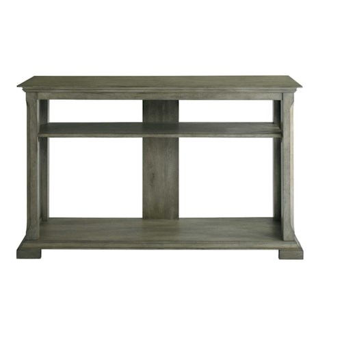 Bassett Centreville Special Order Entertainment Console
