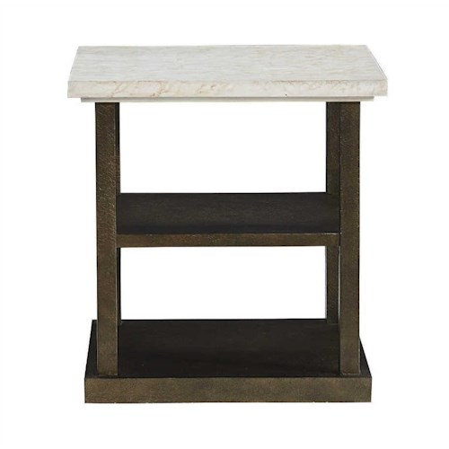 Bassett Logan Square Special Order End Table