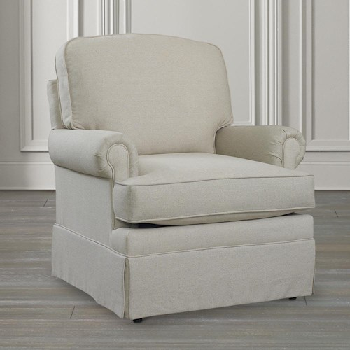 Bassett Accent Chairs by Bassett Porter Accent Chair