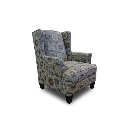 Bassett Accent Chairs Wingate Accent Chair