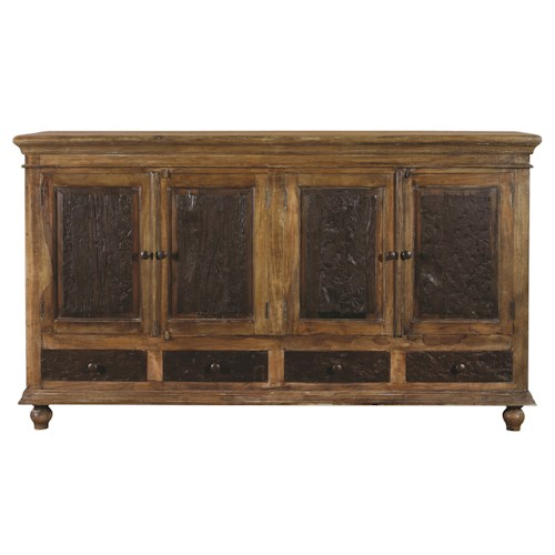 Bassett Home Accent Pieces Kerala Buffet