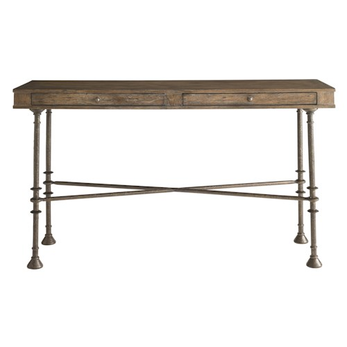 Bassett Canyon Creek Console Table